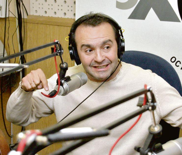 Шендерович долго работал ведущим