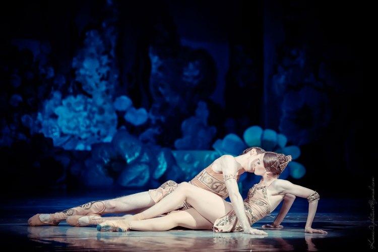 Национальная опера Украины, Ночи в садах Испании