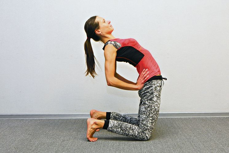 Лечебная гимнастика для грудного отдела