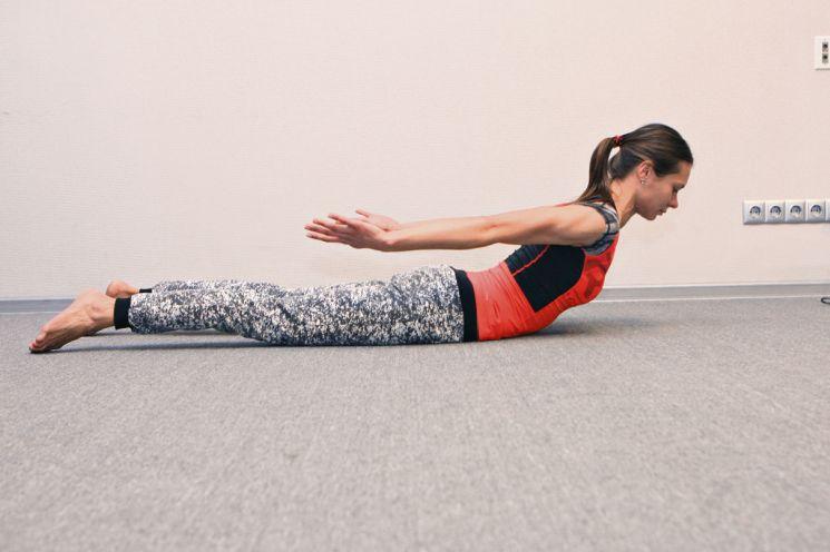 Упражнения для развития силы и выносливости