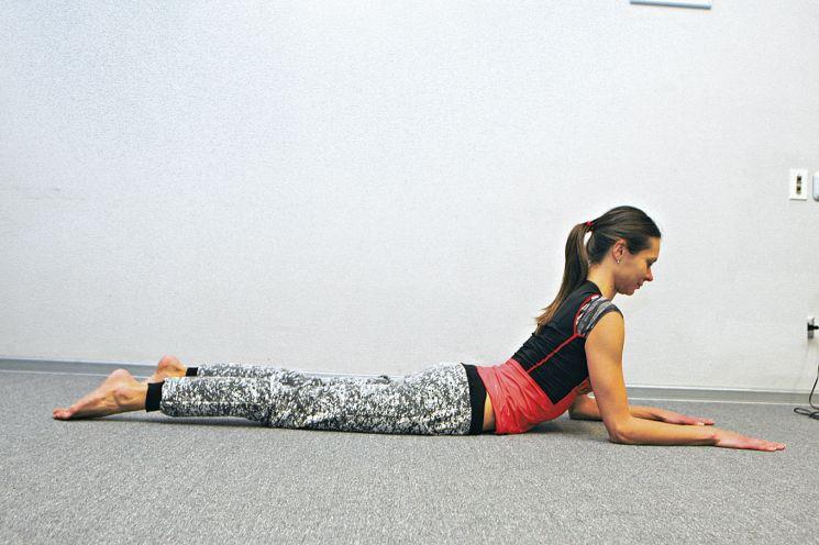 Лечебная гимнастика для поясницы