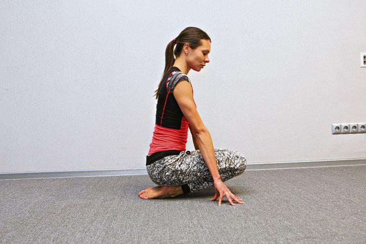 Лечебная гимнастика для коленей
