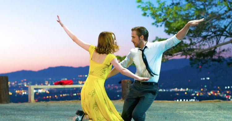 La La Land, фильм на оскар
