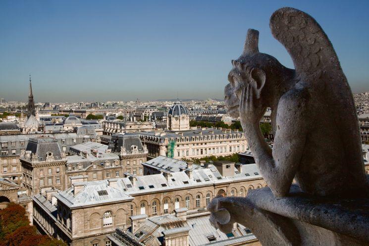 Достопримечательности Парижа: Собор Парижской Богоматери
