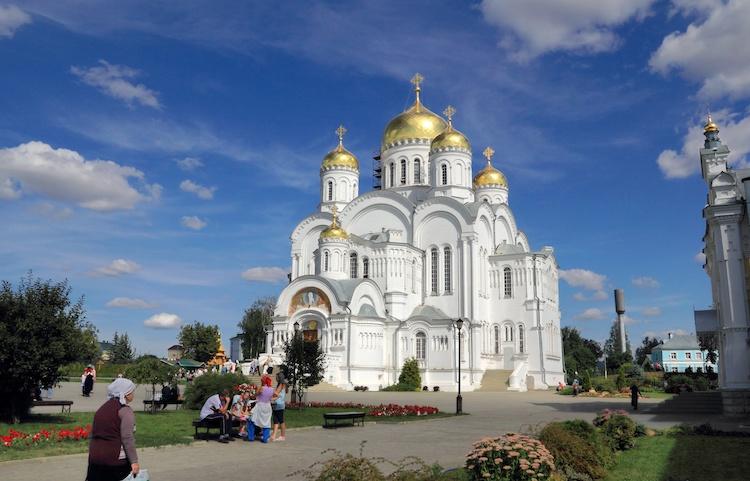 Дивеево, Дивеевский монастырь