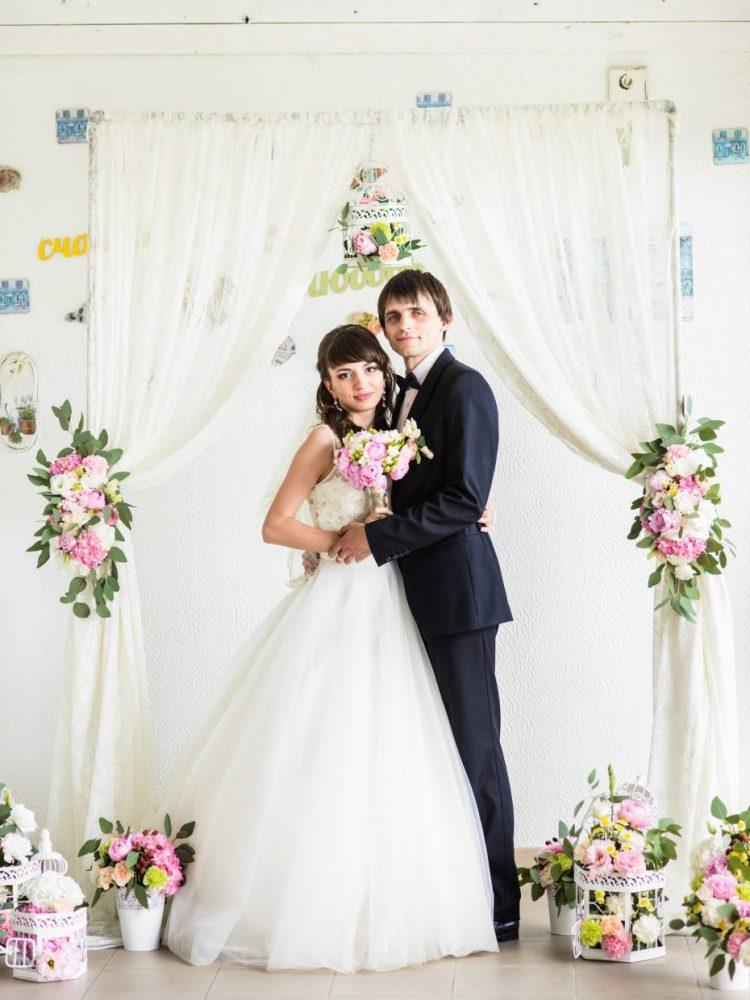 Свадьба, фото пары