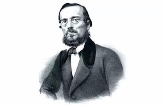 Портрет, Костомаров, историк