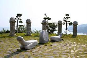 Южная Корея, парк