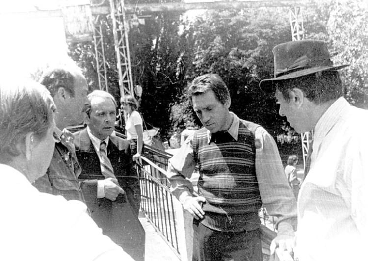 Высоцкий, Владимир Высоцкий, бард, поэт