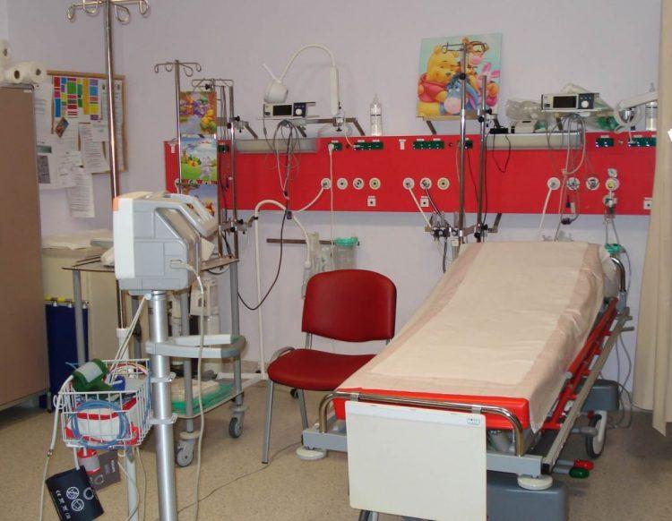 лечение в Польше, больничная палата