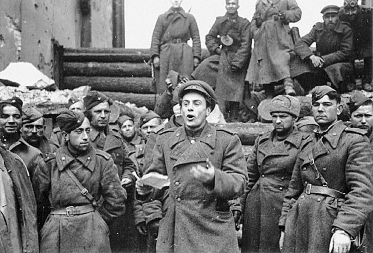 стихи о войне, поэты Второй мировой войны