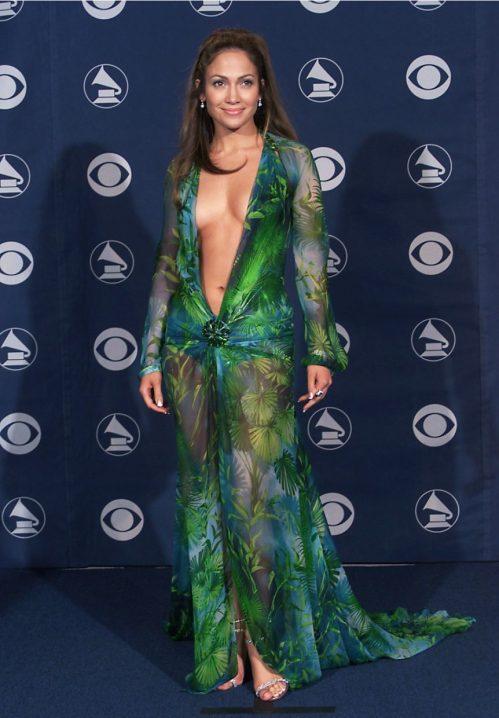 Южный Парк, Дженифер Лопес, легендарное платье, Грэмми 2000