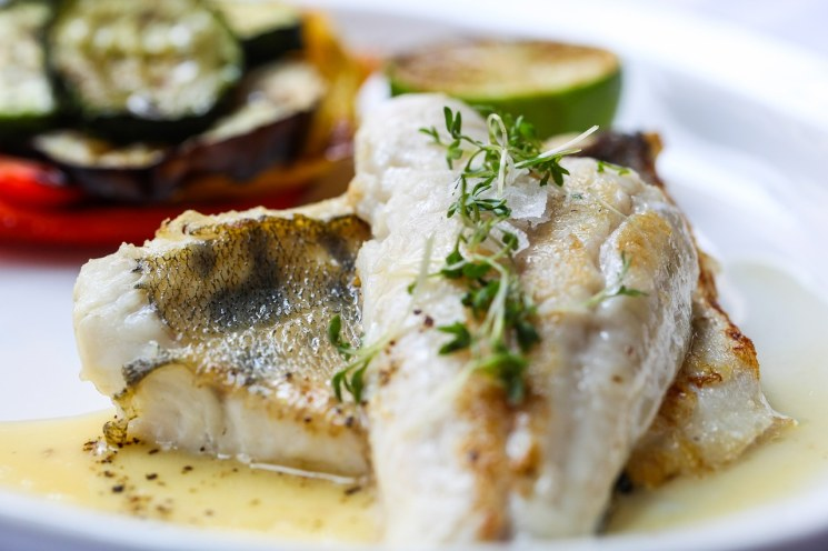 диета Магги, белая рыба