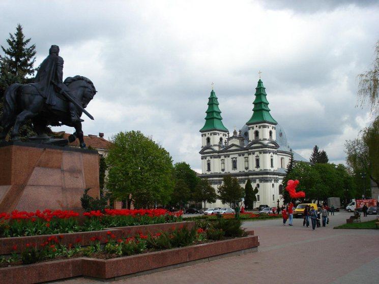 Фишки дня — 28 августа, Тернополь, день города, Данила Галицкий