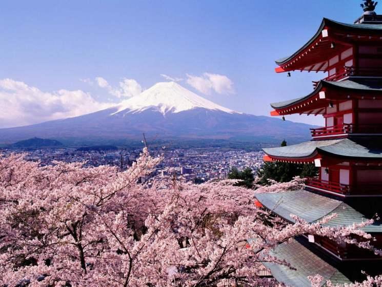 Фишки дня — 7 сентября, Киото, Япония, Фудзи
