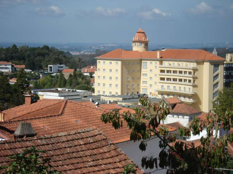 отель Лузо, Португалия