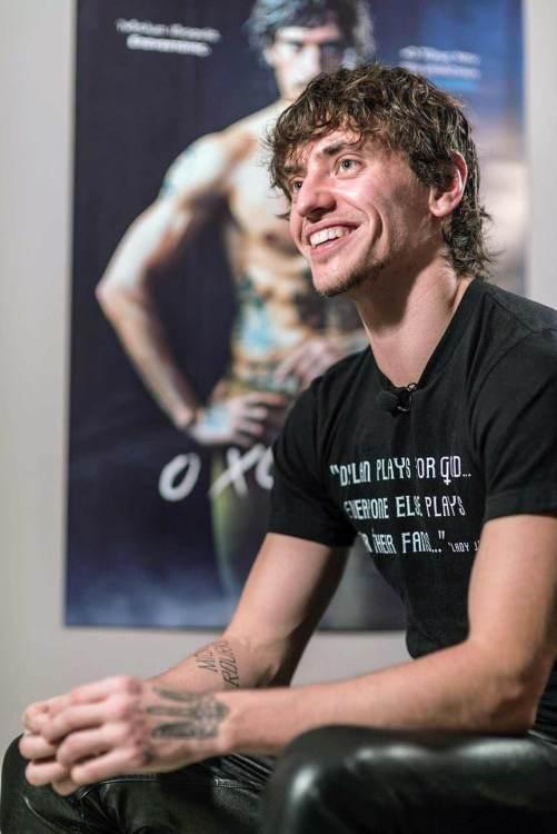 Сергей Полунин, балет, интервью, Киев