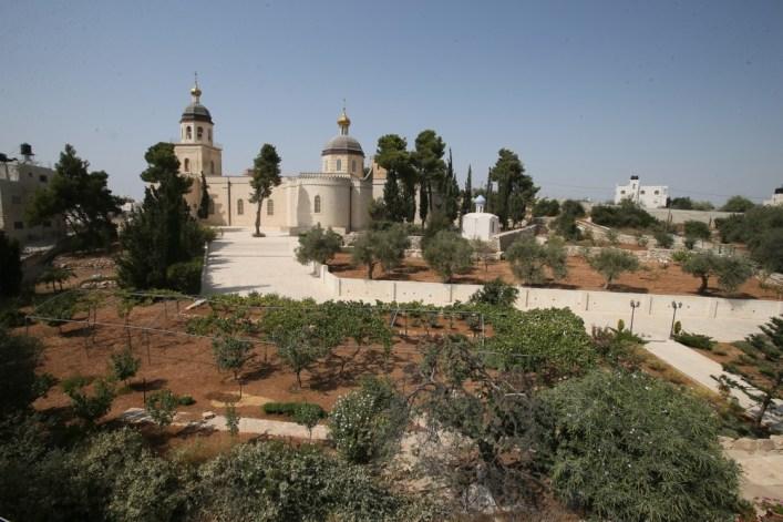 Хеврон. Святая Земля, православное подворье в Хевроне