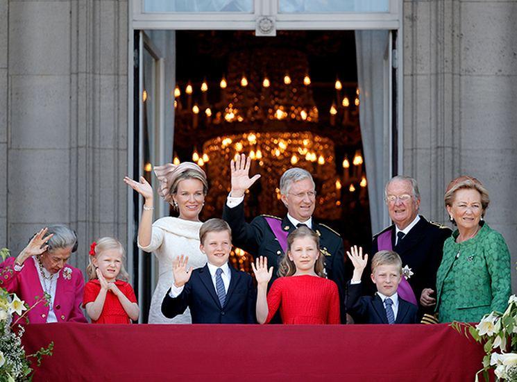 фишки дня, День короля в Бельгии