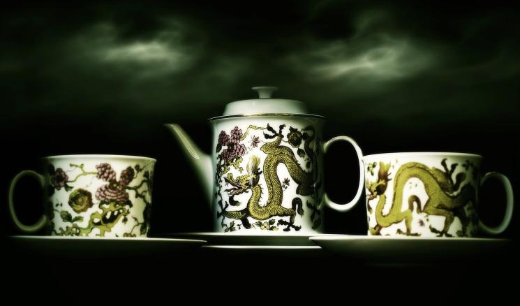 правильно пить чай