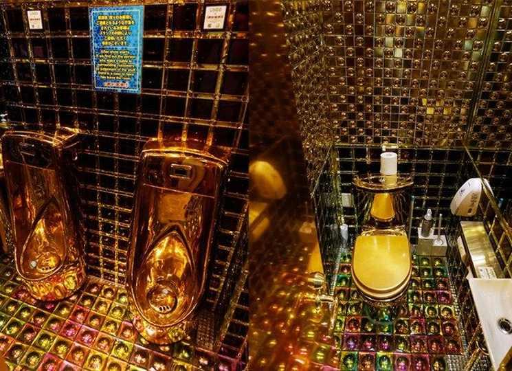 Фишки дня — 19 ноября, Всемирный день туалета, золотой туалет в Японии
