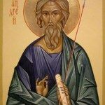 фишки дня, Апостол Андрей Первозванный