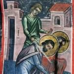 Фишки дня — 12 декабря, Мученик Парамон и с ним 370 мучеников