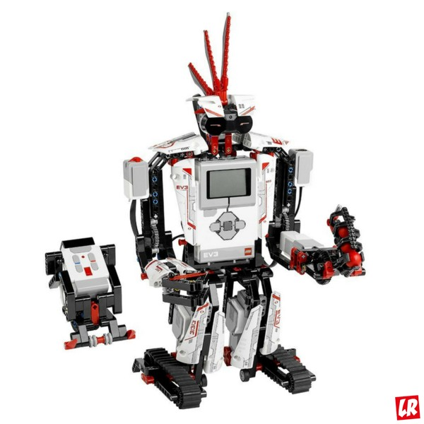 серия Mindstorms, история lego