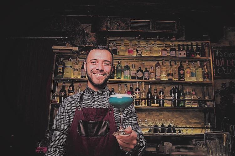 Рецепты коктейлей, газета Сегодня, бармен, PR bar.