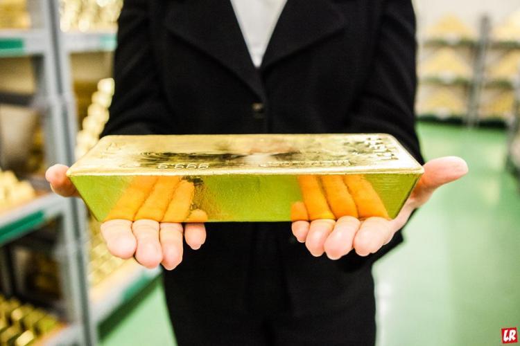 куда вложить деньги в 2018 золото золотой слиток