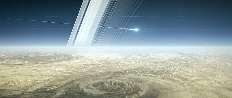 космонавтика, Новости космоса, Кассини, Сатурн