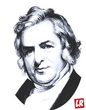 Уильям Колгейт, портрет