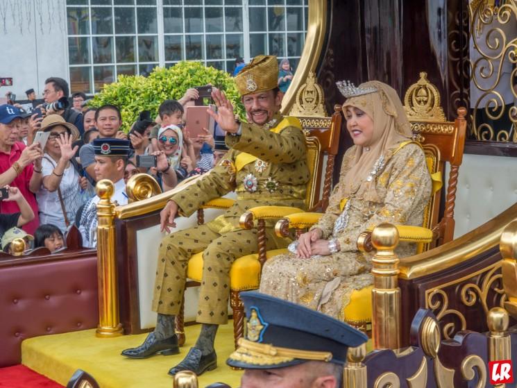 фишки дня, независимость Брунея, Бруней