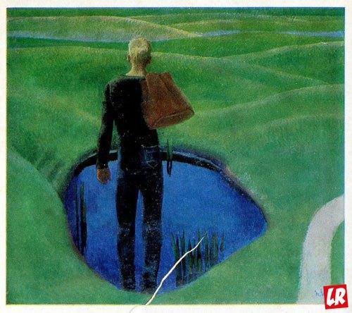 татьяна Яблонская, картина, живопись, художник, Украина