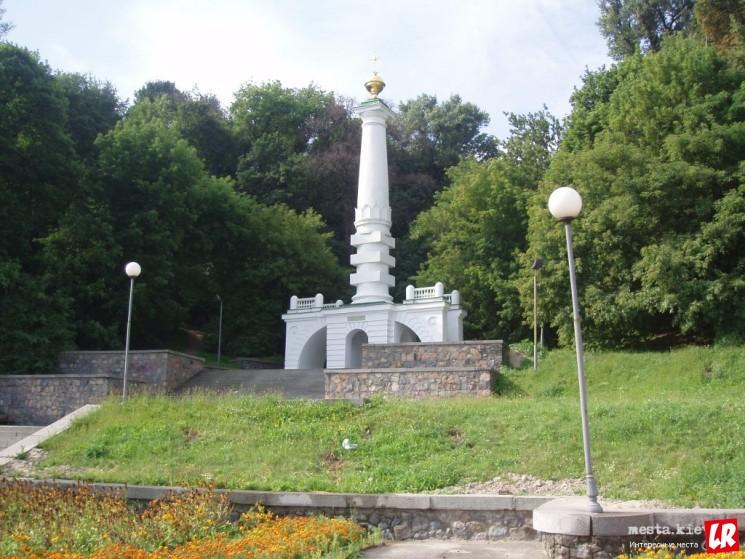 фишки дня - 27 февраля, памятник Магдебургскому праву в Киеве, Магдебургское право в Киеве