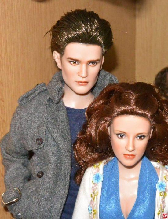 Куклы знаменитостей, куклы Сумерки
