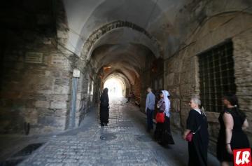"""Иерусалим, спецпроект """"Паломники. Святая Земля"""", претория, тюрьма"""