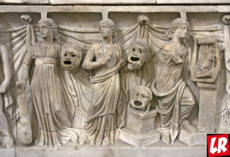 фишки дня - 27 марта, День театра, театр Древней Греции