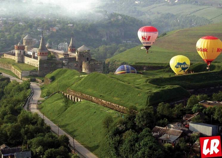 фишки дня - 23 марта, Каменец-Подольская крепость, фестиваль Кубок Подолья