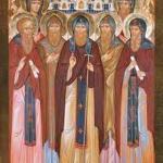фишки дня, Преподобные Иоанна, Сергий, Патрикий и прочие