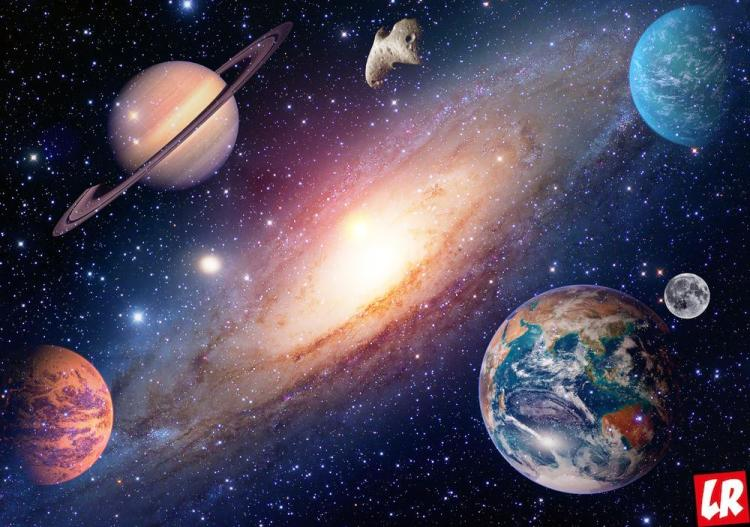 теория большого взрыва, беда достопочтенный, планеты