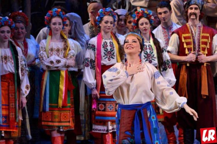 Мария Максакова, Национальная опера, Киев, Украина, Запорожец за Дунаем
