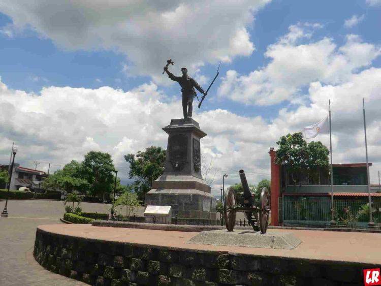 фишки дня - 11 апреля, хуан сантамария, праздники Коста-Рики, день национального героя Коста-Рики