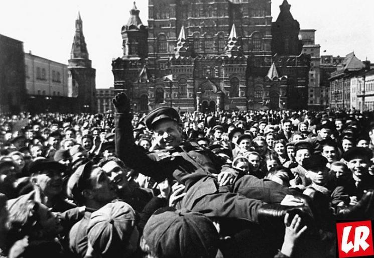 фишки дня - 9 мая, День победы, парад Победы
