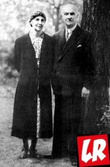 Скоропадский, жена Скоропадского, гетман, история Украины