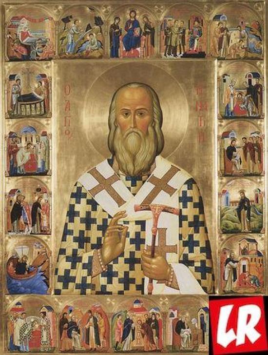 Игнатий Брянчанинов, православие, икона