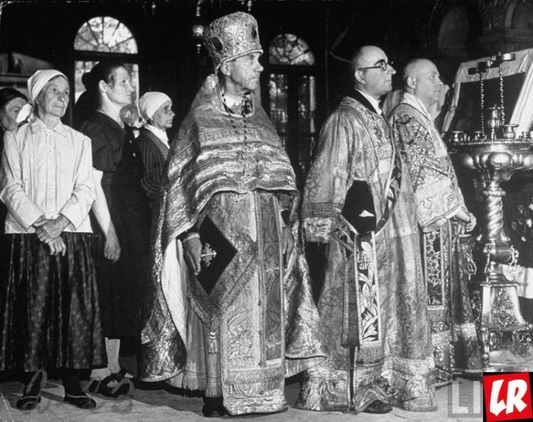 Геноцид, Чернигов, гонения на церковь, обновленцы, обновленческое движение