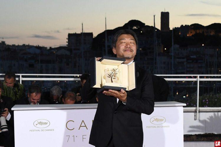 Японский режиссер Хирокадзу Корээда, каннский кинофестиваль, кино, красная дрожка, награды