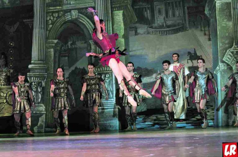 """балет """"Юлий Цезарь"""""""