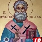 фишки дня, священномученик Маркеллин папа Римский